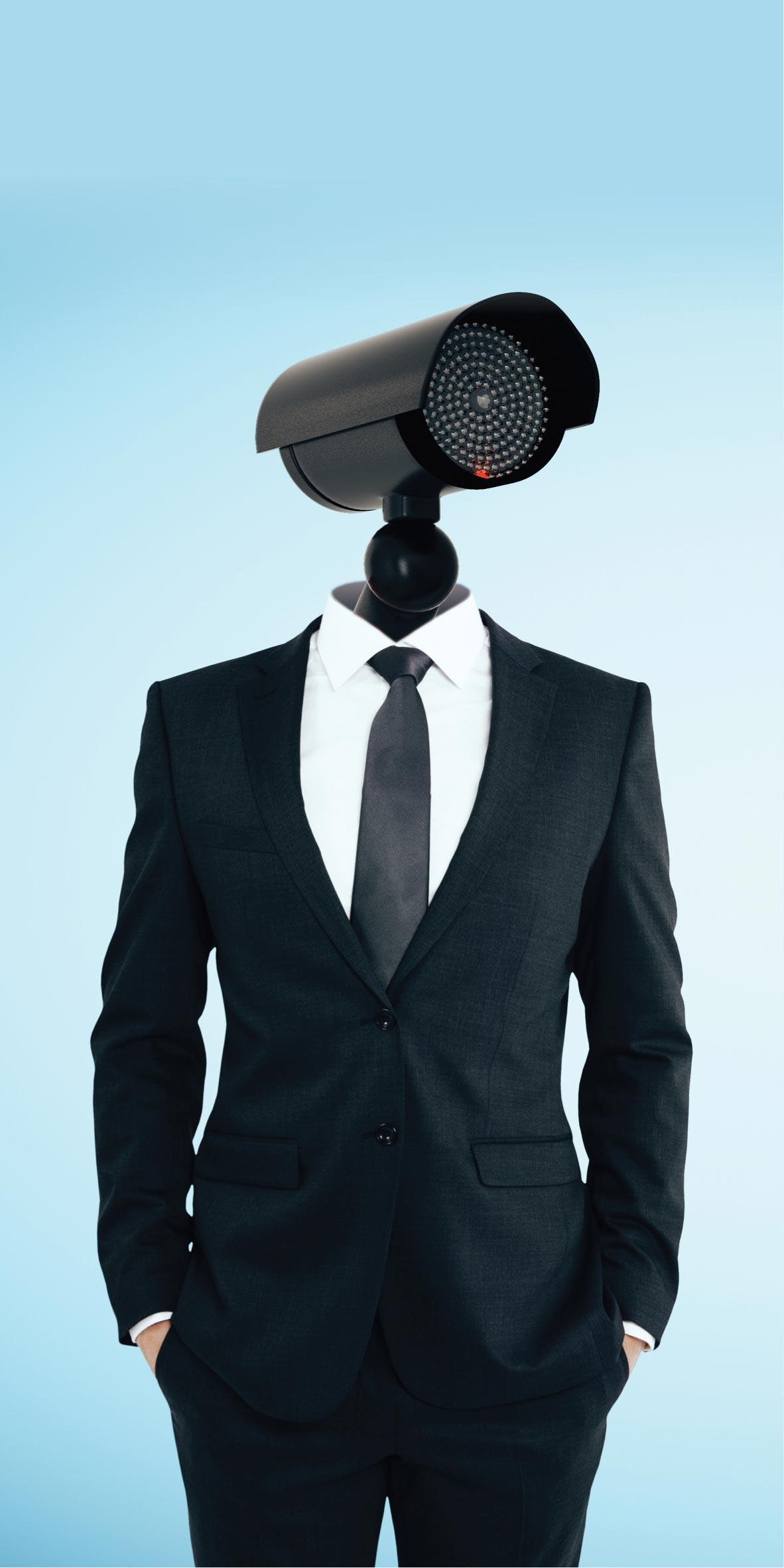 hommetechnologiecamera