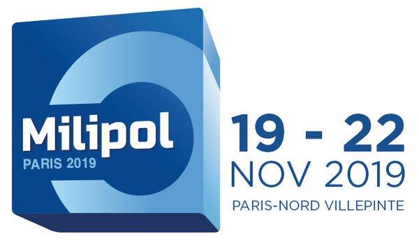 logoMILIPOL2019